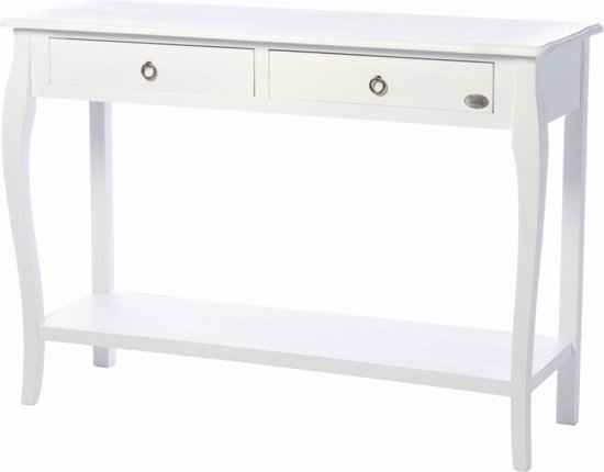 Ongekend bol.com | Riverdale City - Sidetable - Wit FZ-43