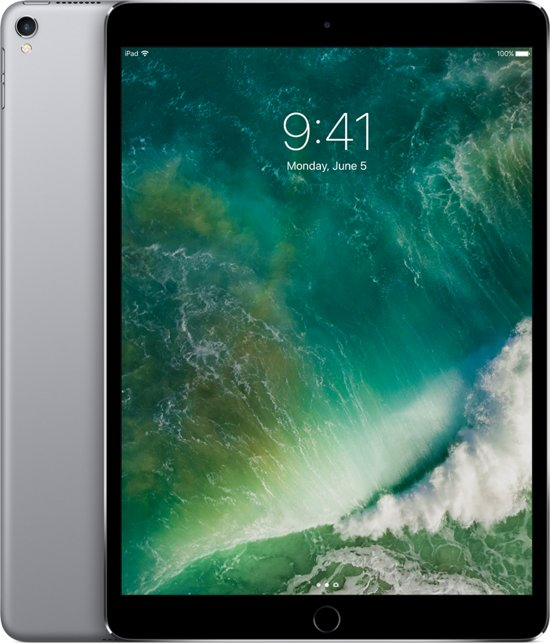 Apple iPad Pro 12.9 - 64GB - WiFi - Spacegrijs