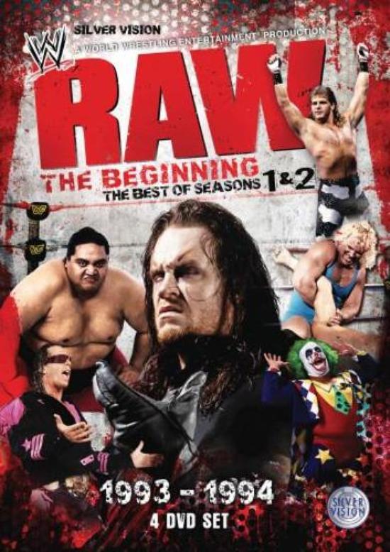 Raw-The Beginning-Seasons 1&2