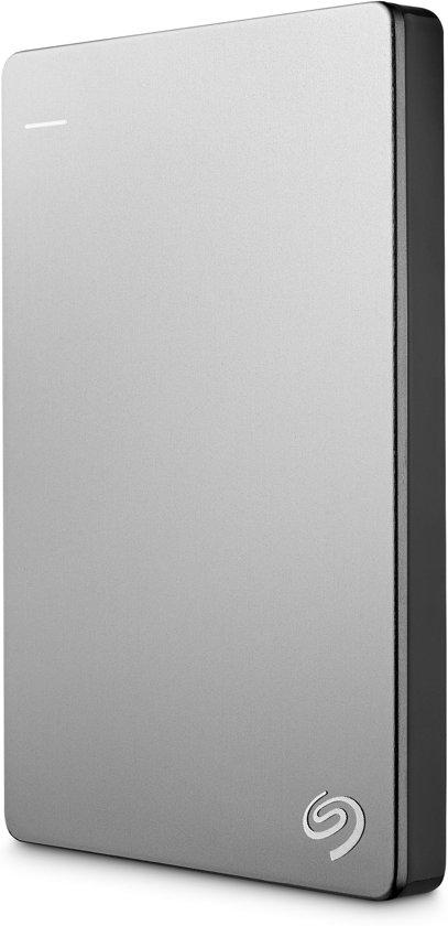 Seagate Backup Plus Slim voor Mac - Externe harde schijf - 1 TB