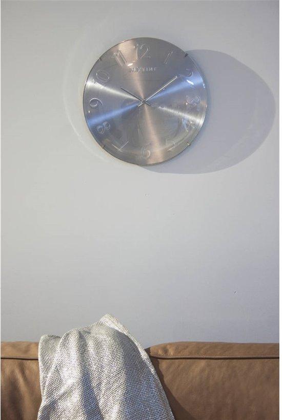 NeXtime Elegant Dome Wandklok à 35 cm