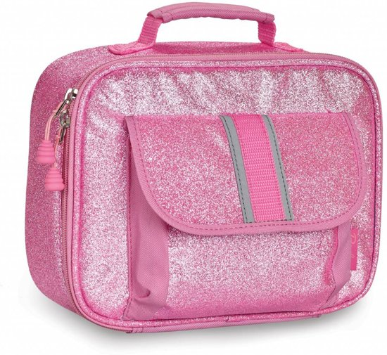 Lunch Box Sparkalicious Roze