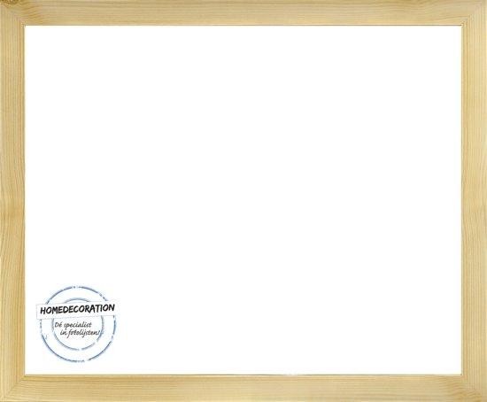 Homedecoration Misano – Fotolijst – Fotomaat – 54 x 60 cm  – Licht houtnerf