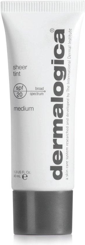 Dermalogica Sheer Tint Medium BB Cream 40 ml - SPF 20
