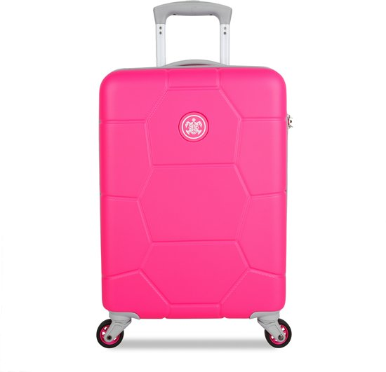 SUITSUIT Caretta Handbagage koffer 53 cm - Hot Pink