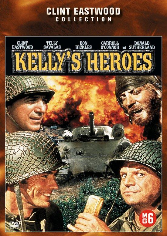 Cover van de film 'Kelly's Heroes'