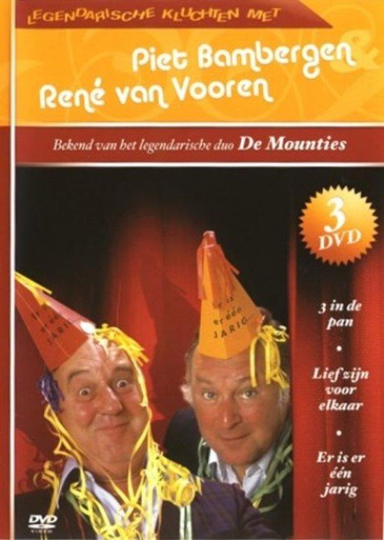 bol com | Piet Bambergen & Rene Van Voor (Dvd), René van