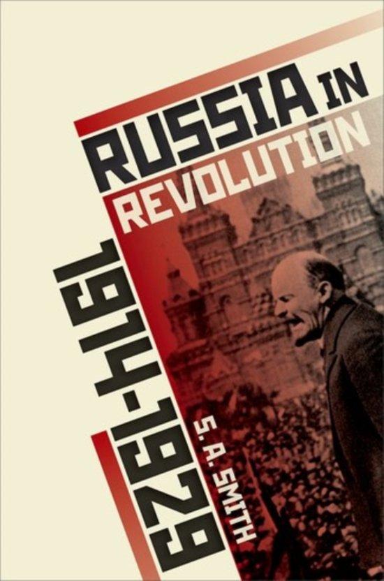 RUSSIA IN REVOLUTION C
