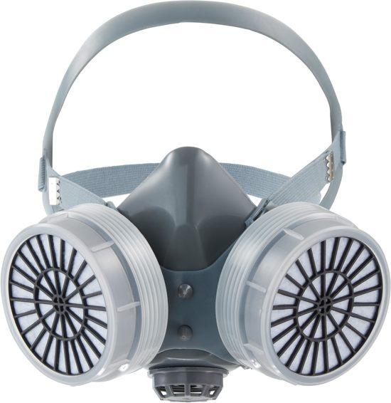 Stofmasker verfmasker spuitmasker koolstoffilter 400208