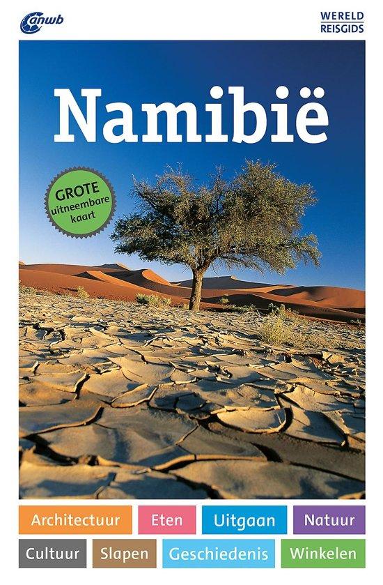 ANWB Reisgids Namibië