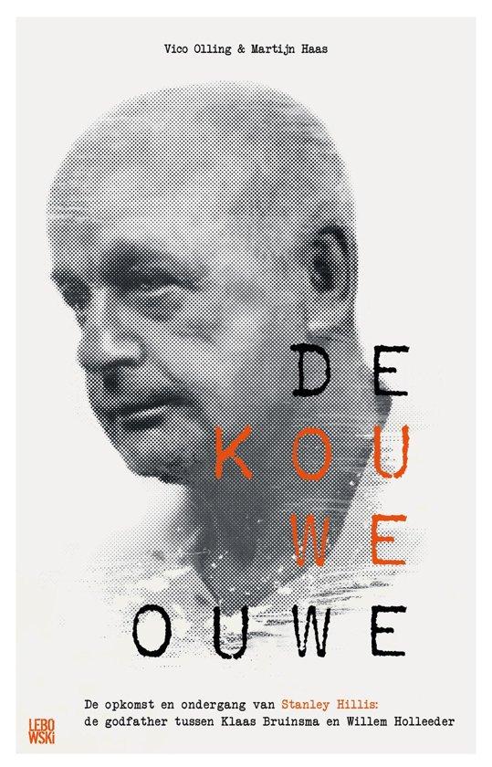 Boek cover De kouwe ouwe van Martijn Haas (Onbekend)