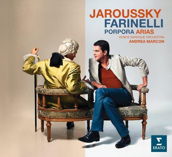 Farinelli: Porpora Arias.