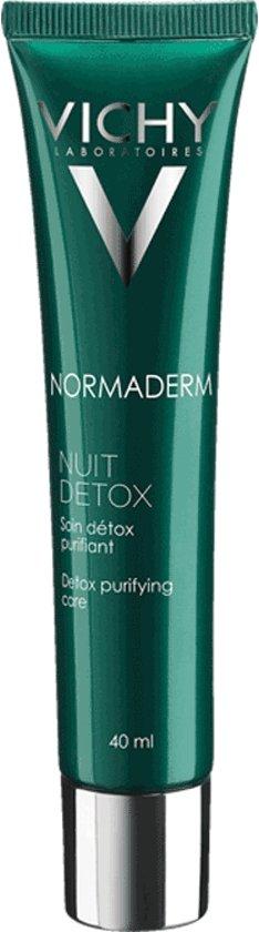 Vichy Normaderm Night Detox Nachtcrème - 40 ml