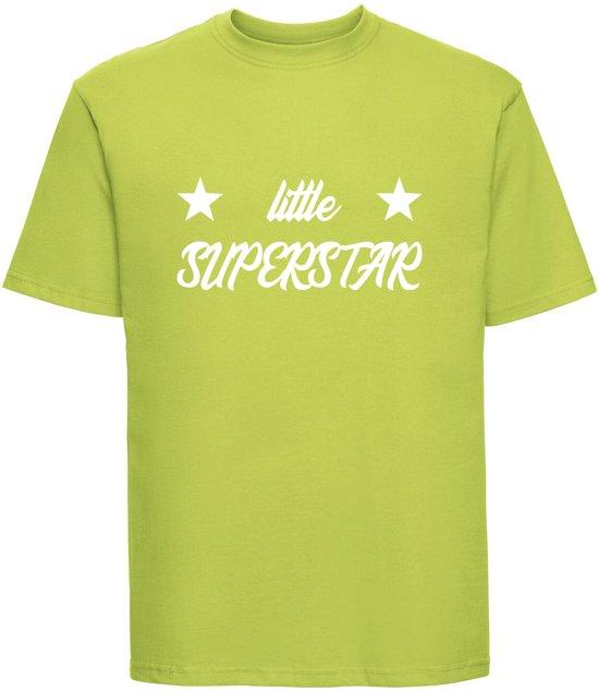 Little Superstar - Maat 140 - Lime