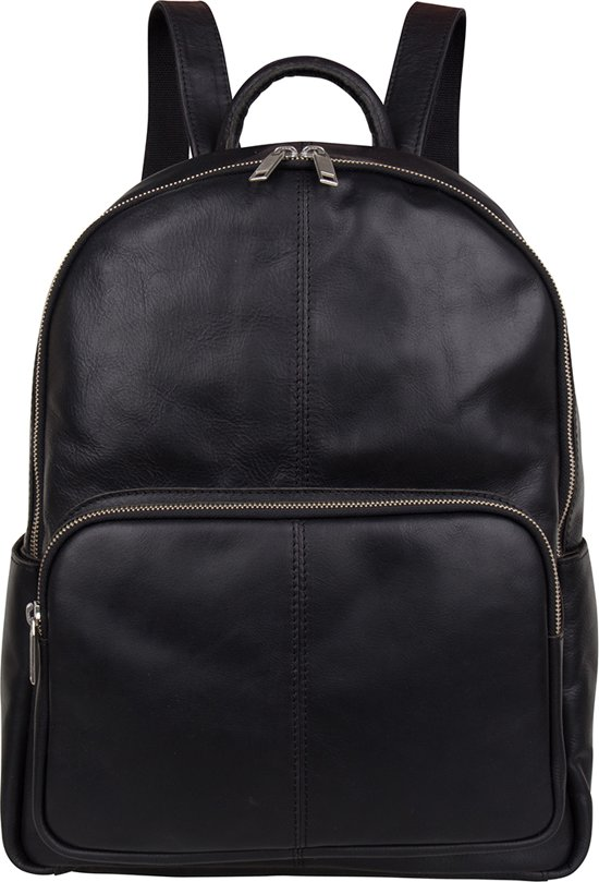 51a9846fba7 bol.com | Cowboysbag Backpack Mason 15 Inch - Black