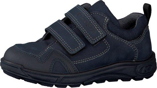 15c39142637 Ricosta Tamo Jongens Schoenen - Marine - Klittenband - Kinderschoenen