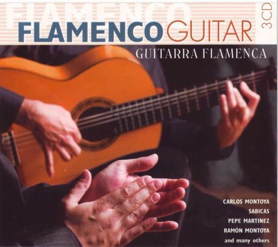 Flamenco Guitar -  Guitarra Flamenca