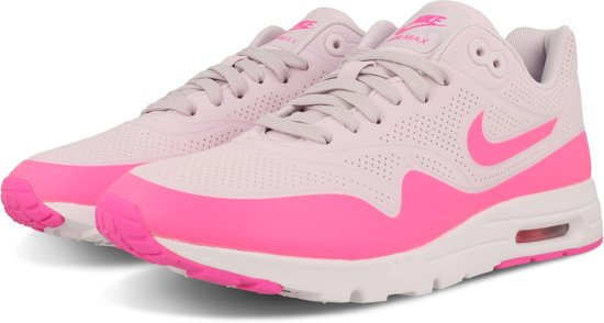 9981a79f486 bol.com | Nike Air Max 1 Ultra Essential - Sneakers - Roze - Dames ...