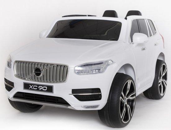 Verbazingwekkend bol.com | Volvo XC90 Kinderauto met afstandsbediening Wit ZL-76