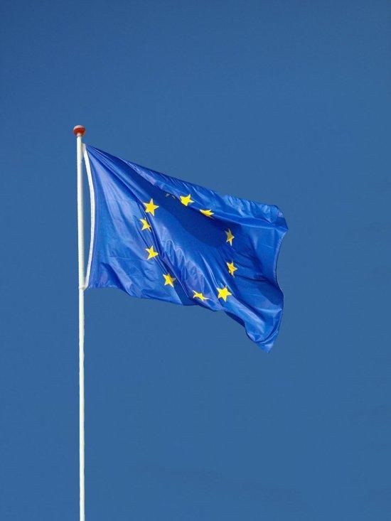 Kleurplaten Europese Vlaggen.Bol Com Europese Vlag Europa Vlag 90x150cm
