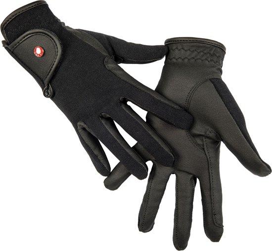 Rijhandschoenen -Professional Soft Grip- zwart 6