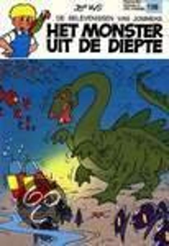 Jommeke 136 - Het Monster uit de Diepte