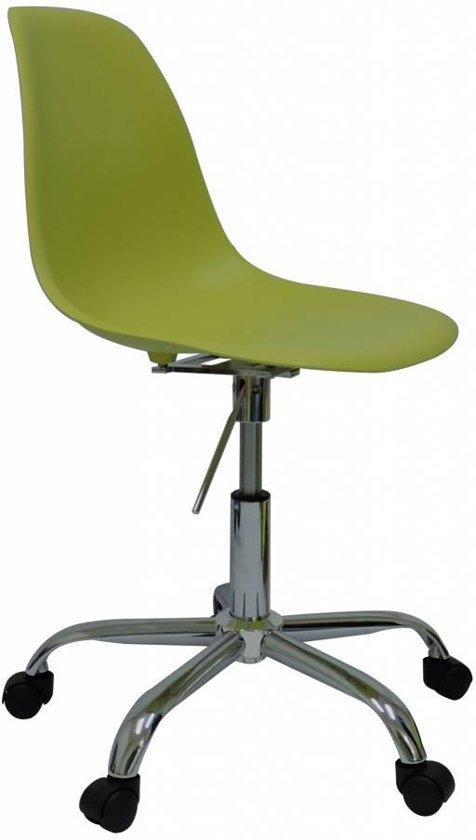 PSCC Design Stoel Groen - Lime Groen