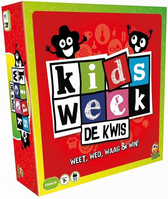 Kidsweek de Kwis