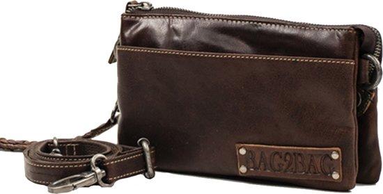 Bag2Bag Dover – Schoudertas – Dames – Brandy