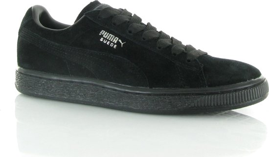 Puma 46 Maat Sneakers Suede Unisex Zwart Classic qaxq6wXR