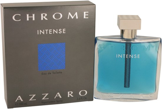 27e7489242e42e bol.com   Azzaro - CHROME INTENSE - eau de toilette - spray 100 ml