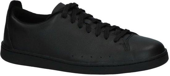 Zwart;zwarte Clarks Sneaker Lace Maat Nathan Black Gekleed Heren 40 Leather Laag xaBx8rqw