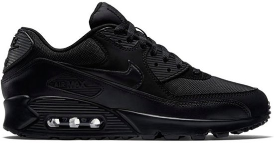 Nike Air Max 90 PS –zwart leer -maat 35