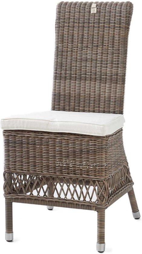 Rieten Eetkamerstoelen Riviera Maison.Riviera Maison Sint Malo Dining Chair Eetkamerstoel