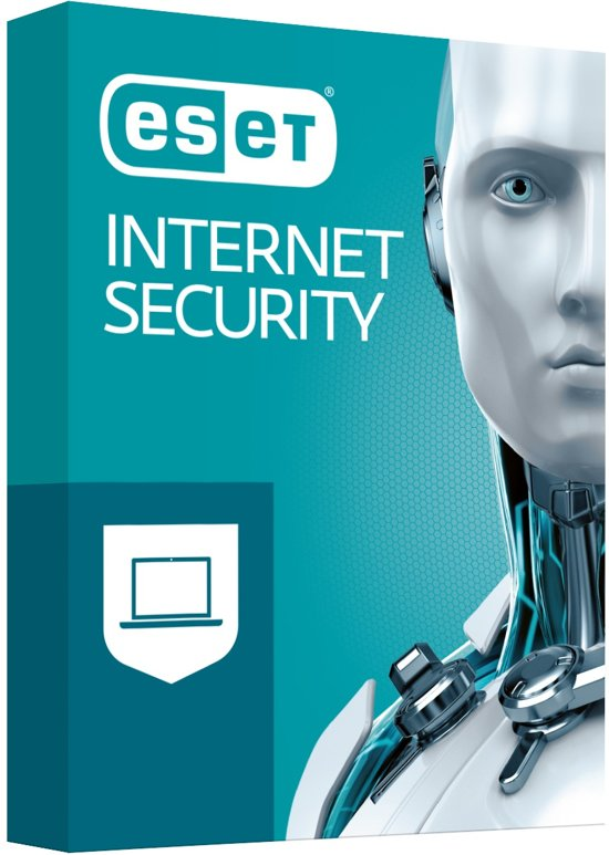 ESET Internet Security - 3 Gebruikers - 1 Jaar - Meertalig - Windows/MAC/Android Download