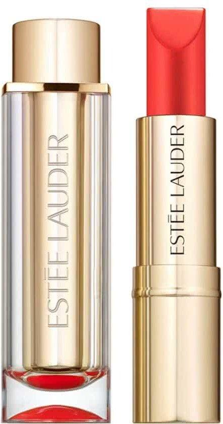 Estée Lauder Pure Color Love Crème Lipstick - 340 Hot Rumor