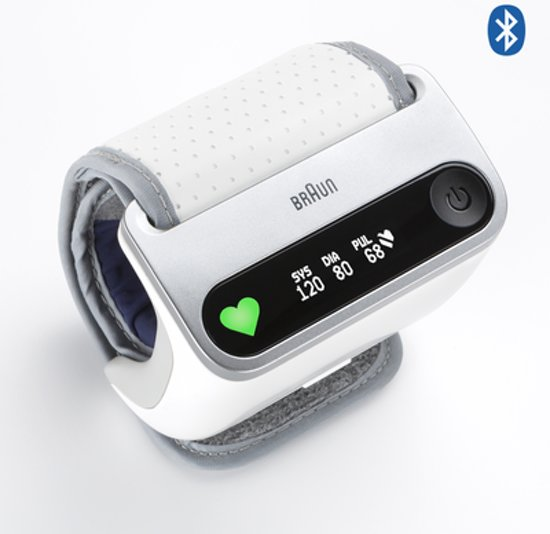 BRAUN BPW4500WE - bloeddrukmeter