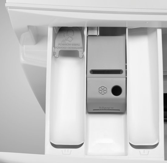 AEG L6FBG84W - Wasmachine