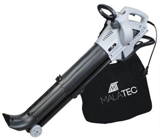 3-In-1 Elektrische Bladblazer Bladzuiger Met 50L Opvangzak Zuigfunctie & Blaasfunctie - Bladruimer Electrisch Zuiger Blazer -  3000W
