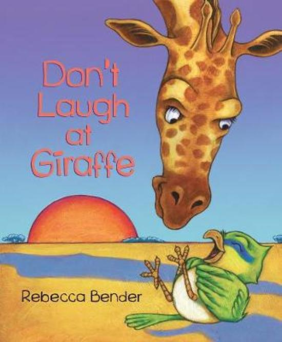 Afbeelding van Dont Laugh at Giraffe