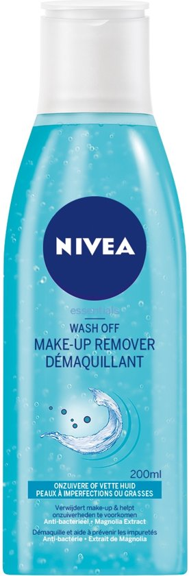 NIVEA Essentials Wash Off Make-up Remover - 200 ml