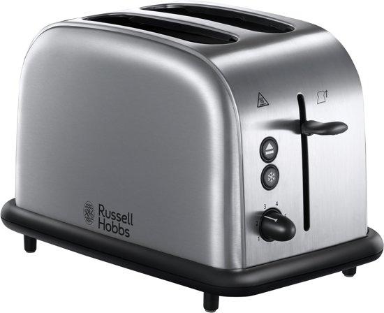 Russell Hobbs 20700-56 Oxford RVS Broodrooster