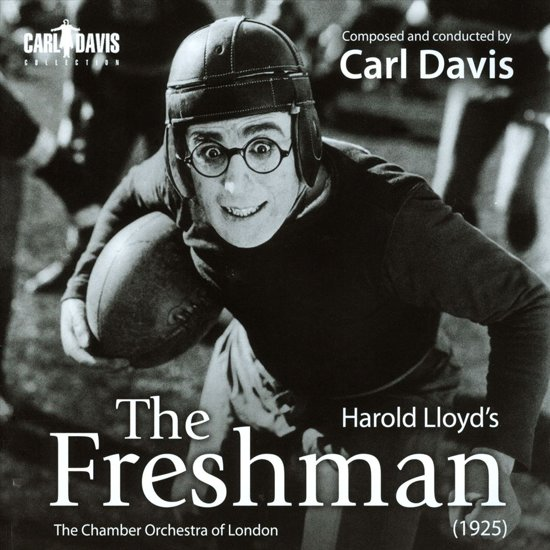 Harold Lloyd's The Freshman (1925)