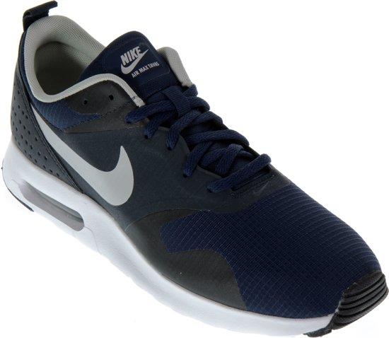 395c281d5b2 Nike Air Max Tavas Sneakers Heren Sportschoenen - Maat 45 - Mannen -  blauw/grijs
