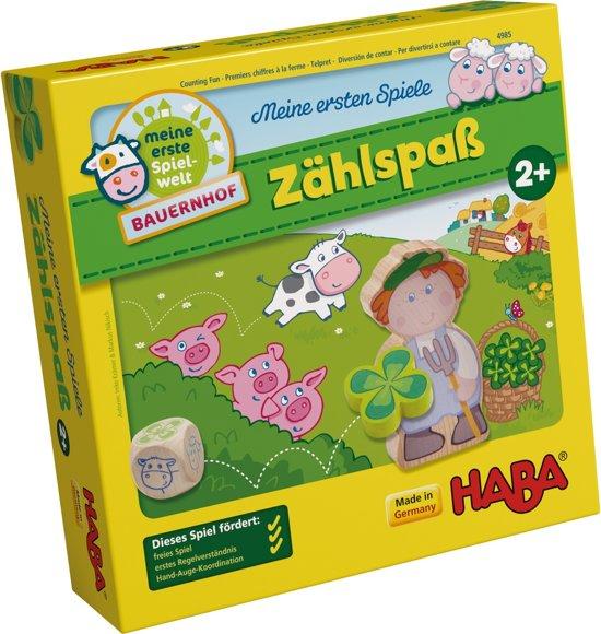 Afbeelding van het spel Spiel - Meine ersten Spiele - Zählspaß (Duits) = Frans 5752 - Nederlands 5753