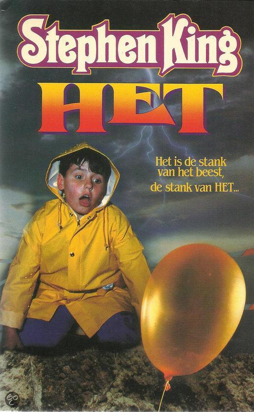Boek cover Het van Stephen King (Paperback)