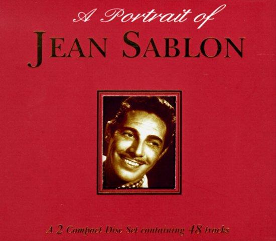 Portrait of Jean Sablon