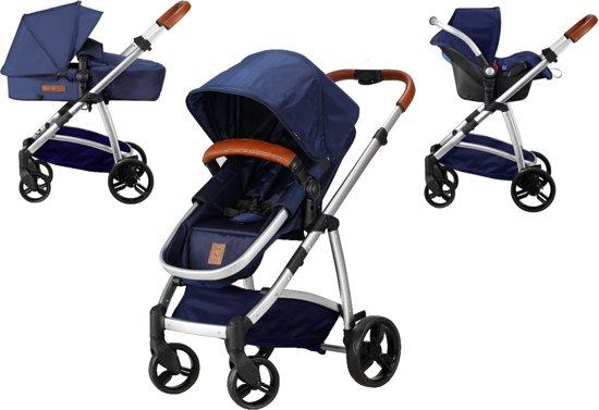 Born Lucky Rapido - Kinderwagen - Blauw
