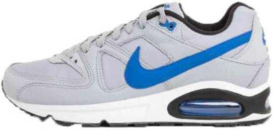 check out 2f5f9 ac700 Nike Air Max Command Sneakers Heren - grijsblauw - Maat 41