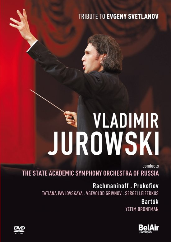Tribute To Evgueny Svetlanov